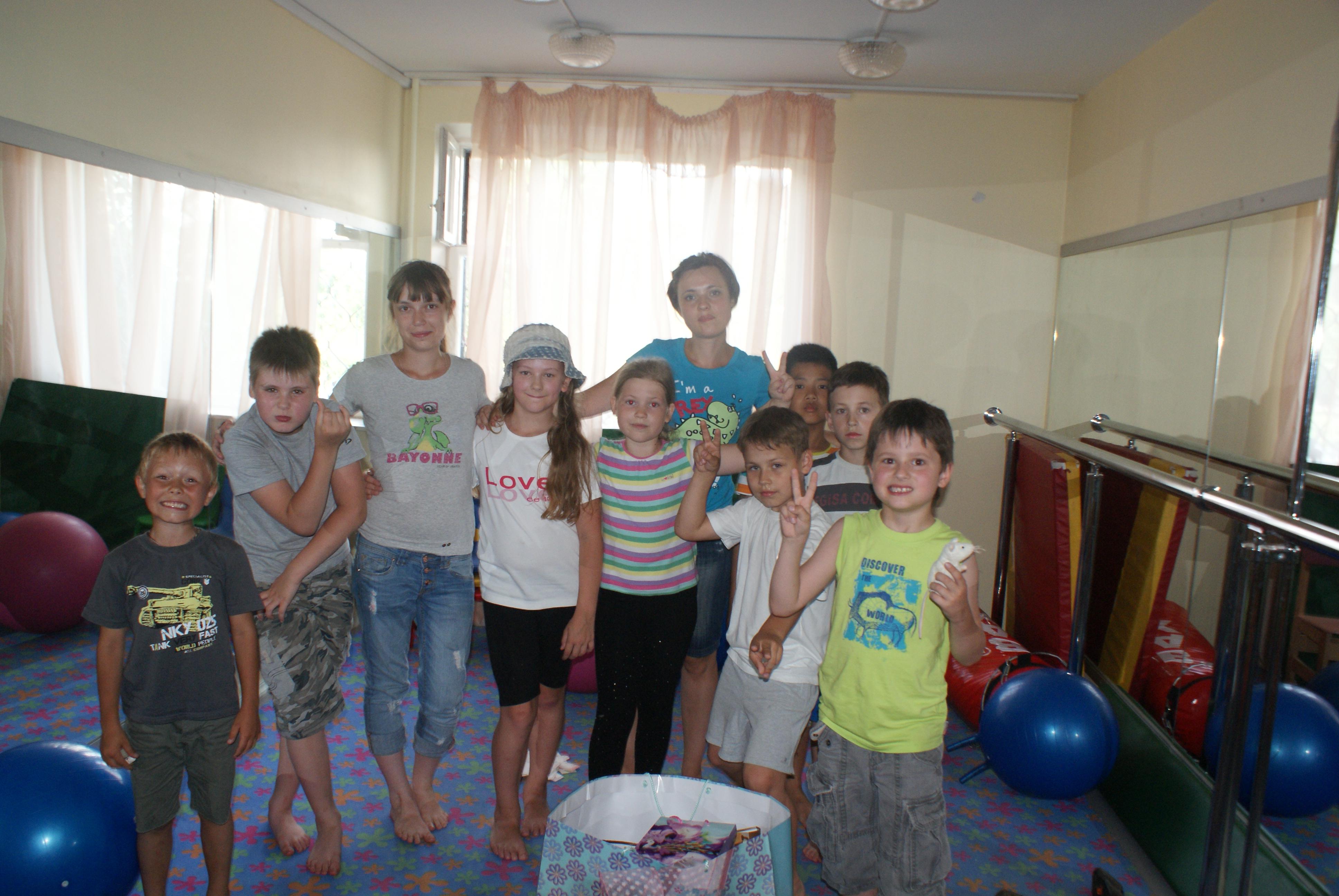 вечер знакомств для детей в лагере